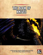 The Book of Knives