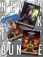 CCC-RPSG Set 1 - The Neverdusk Trilogy [BUNDLE]