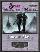 House of Masks (CCC-TXLIFE-01)