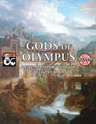 Gods of Olympus - Piety Mechanics for the Greek Pantheon