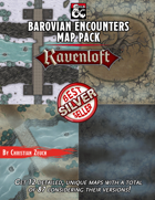 Barovian Encounters Map Pack