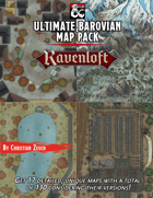 Ultimate Barovian Map Pack [BUNDLE]