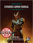 Expanded Armor Manual