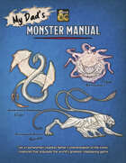 My Dad's Monster Manual