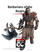 Barbarians of the Realm