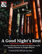A Good Night's Rest
