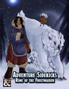 Adventure Sidekicks: Rime of the Frostmaiden