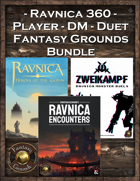 Ravnica 360 Fantasy Grounds [BUNDLE]