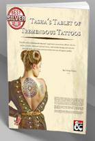 Tasha's Tablet of Tremendous Tattoos
