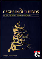 The Cages in Our Minds