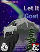 DC-PoA-DCAF01 Let It Goat