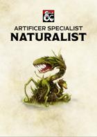 Naturalist - 5e Artificer Specialist Subclass