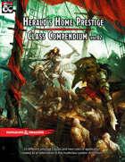 Prestige Class Compendium Vol.02