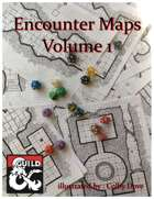 Encounter Maps Volume 1
