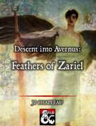 Descent into Avernus: Feathers of Zariel