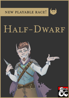 Half-Dwarf Race