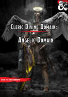 Angelic Domain ( Cleric Subclass )