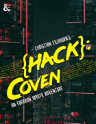 {Hack}:Coven | An Eberron 1099 YK Adventure