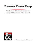 Barrows Down Keep