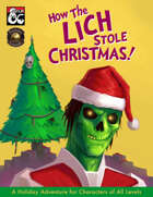 How The Lich Stole Christmas (Fantasy Grounds)