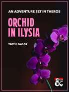 Theros: Orchid in Ilysia