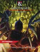 Lanceboard - Ruleset for running a Chess mini-game within D&D