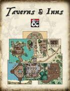 Taverns & Inns Map Pack