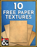 10 Free Paper Textures