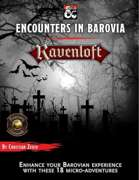 Encounters in Barovia (Fantasy Grounds)