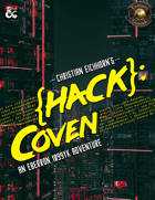 {Hack}:Coven | An Eberron 1099 YK Adventure (Fantasy Grounds)