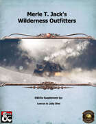 Merle T. Jack's Wilderness Outfitters