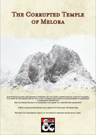 The Corrupted Temple of Melora