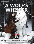 A Wolf's Whisper (DC-PoA-GSP01-01)
