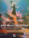 RPG Writer Workshop Fall 2020 Vol. II [BUNDLE]