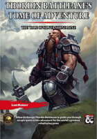 Thordin Battleaxe's Tome of Adventure (Fantasy Grounds)