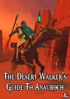 The Desert Walker's Guide To Anauroch - Map Pack