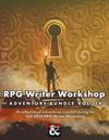 RPG Writer Workshop Fall 2020 Vol. IV [BUNDLE]