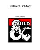 Seafarer's Solutions