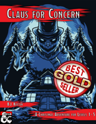 Claus for Concern: A Holiday One-Shot for Christmas