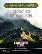CCC-BMG MOON 8-1 Blood on the Moors