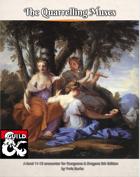 The Quarrelling Muses