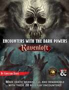 Encounters with the Dark Powers (Fantasy Grounds)