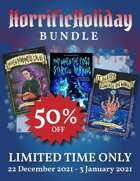 Horrific Holiday Bundle [BUNDLE]