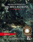 Dramatis Personae: Archfey Patrons (Fantasy Grounds)