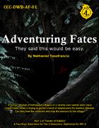 CCC-DWB-AF-1 Adventuring Fates