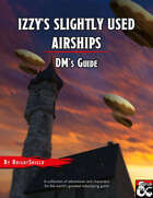 Izzy's DM Guide: Airships and Adventure!
