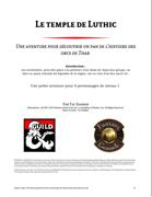 Le temple de Luthic (FGU)