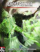 Ghostwalker Ranger Conclave