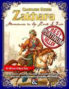 Campaign Guide: Zakhara - Adventures in the Land of Fate (Al-Qadim and Forgotten Realms Sourcebook)