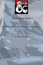 Sons of the Snow